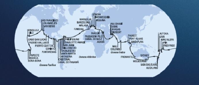 Msc World Cruise Pacotes Azoresviagens