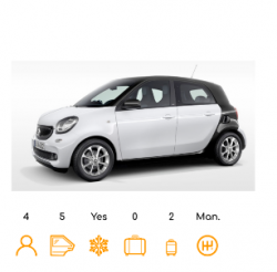 Opel Karl / Vw Up / similar