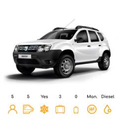 Opel Crossland / Dacia Duster / similar